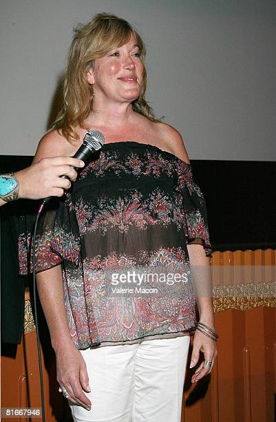 Actress Marci Bowers attends the 2008 Los Angeles Film Festival's Trinidad Screening at Majestic Crest Theater June 22 2008 in Westwood California