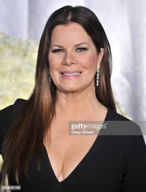 Actress Marcia Gay Harden arrives at the premiere of Universal Pictures' Fifty Shades Darker at The Theatre at Ace Hotel on February 2 2017 in Los...