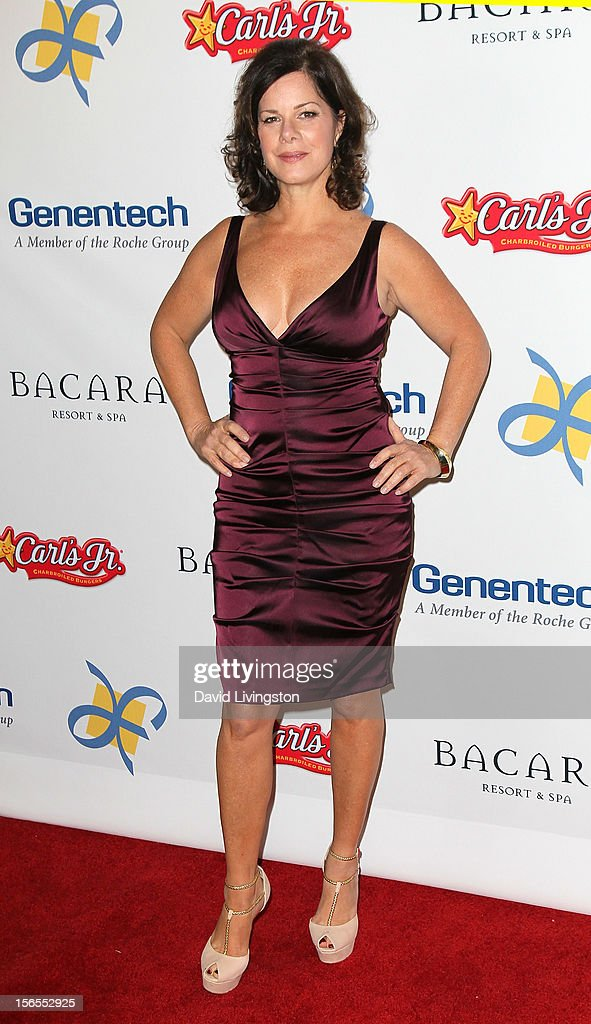 Actress Marcia Gay Harden attends the Dream Foundation's 11th Annual Celebration of Dreams at Bacara Resport and Spa on November 16, 2012 in Santa Barbara, California. Dream Foundation is a national organization that serves the final wishes of adults - and their families - facing life-threatening illness.