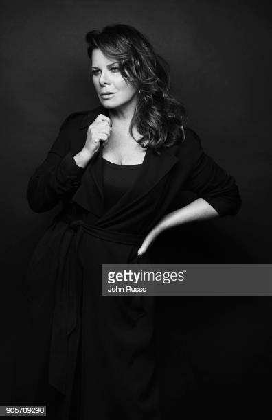 Actress Marcia Gay Harden is photographed for Emmy Magazine on March 14 2017 in Los Angeles California PUBLISHED IMAGE