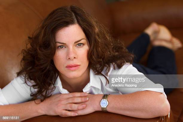 CA0208harden1AR Marcia Gay Harden has a strong performance as Lee Krasner artist and wife of Jackson Pollock in a new film about Pollock Harden was...
