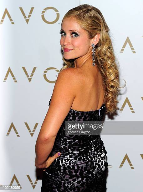 Actress Marcy Ryian arrives at the 'All My Children' Daytime Emmy Post Award Celebration at Lavo on June 27 2010 in Las Vegas Nevada