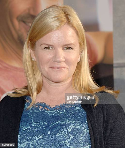 """Actress Mare Winningham arrives to the Los Angeles Premiere """"Swing Vote"""" at the El Capitan Theater on July 24, 2008 in Hollywood, California."""