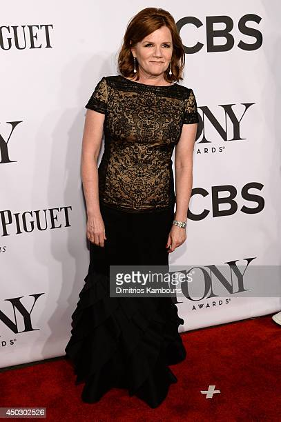 Actress Mare Winningham attends the 68th Annual Tony Awards at Radio City Music Hall on June 8 2014 in New York City