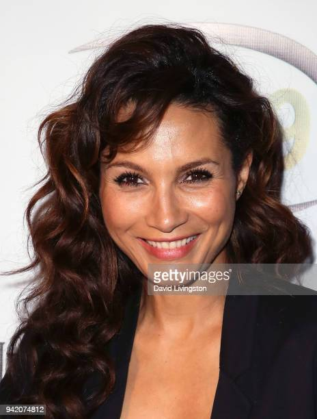 Actress Marem Hassler attends the 9th Annual Indie Series Awards at The Colony Theatre on April 4, 2018 in Burbank, California.