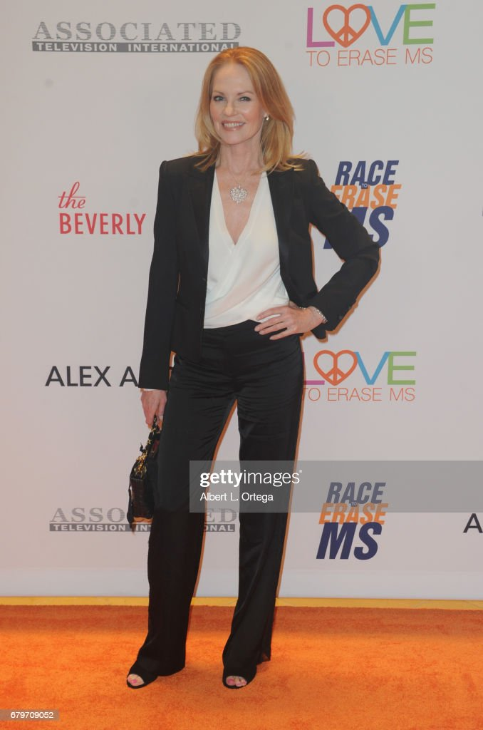 24th Annual Race To Erase MS Gala - Arrivals : News Photo
