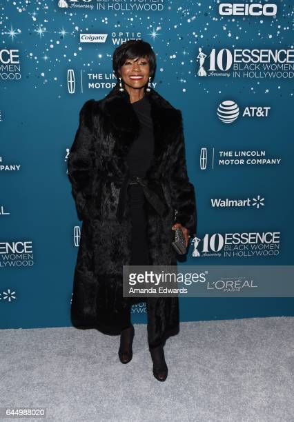 Actress Margaret Avery arrives at the Essence 10th Annual Black Women in Hollywood Awards Gala at the Beverly Wilshire Four Seasons Hotel on February...