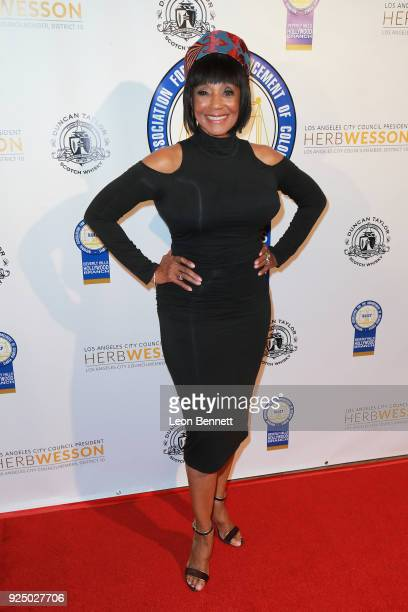 Actress Margaret Avery attends the 27th Annual NAACP Theatre Awards at Millennium Biltmore Hotel on February 26 2018 in Los Angeles California