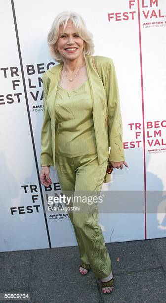 Actress Margaret Blye attends the Last Goodbye screening during the Tribeca Film Festival May 6 2004 in New York City