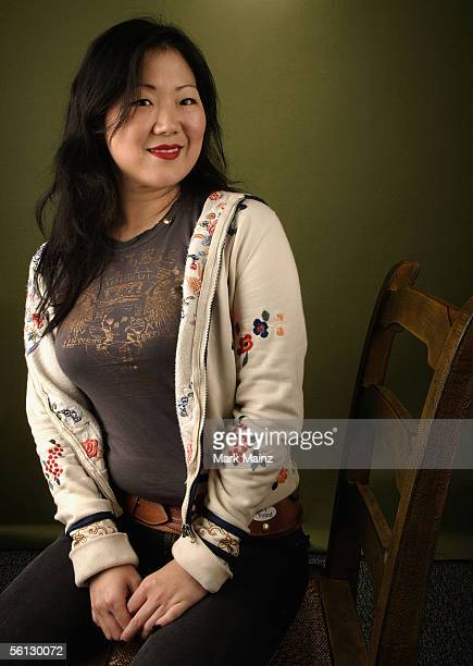 """Actress Margaret Cho of the film """"Bam Bam and Celeste"""" poses for portraits during the AFI Fest 2005 presented by Audi at the Arclight Theatre..."""