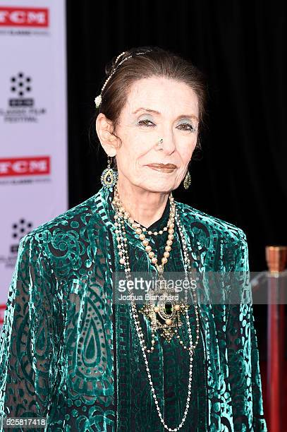 Actress Margaret O'Brien arrives at TCM Classic Film Festival 2016 Opening Night Gala 40th Anniversary Screening of All The President's Men at TCL...