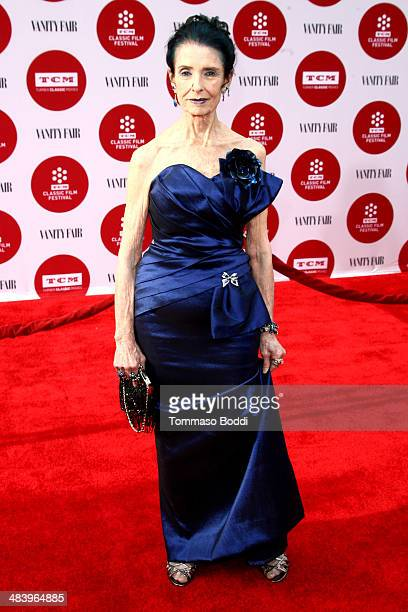 Actress Margaret O'Brien attends the 2014 TCM Classic Film Festival opening night gala and world premiere of the restoration of Oklahoma held at the...