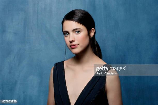 Actress Margaret Qualley from the film 'Novitiate' poses for a portrait at the 2017 Toronto International Film Festival for Los Angeles Times on...