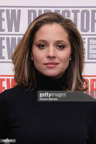 Actress Margarita Levieva attends the 2015 New Directors New Films Opening Night Gala with a presentation of 'The Diary of a Teenage Girl' at The...