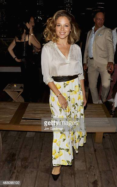 Actress Margarita Levieva attends the after party for the screening of Sony Pictures Classics 'The Diary Of A Teenage Girl' hosed by The Cinema...