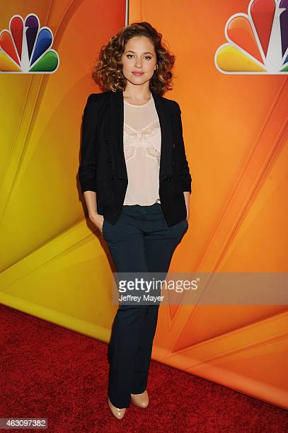 Actress Margarita Levieva attends the NBCUniversal 2015 Press Tour at the Langham Huntington Hotel on January 16 2015 in Pasadena California