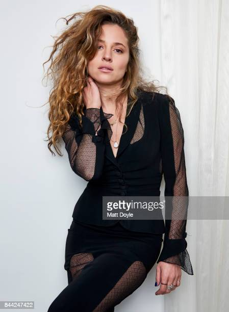 Actress Margarita Levieva photographed for Alexa on August 25 in New York City