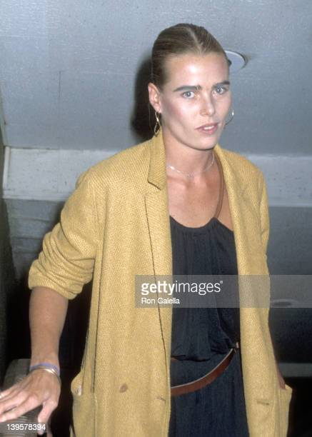 "Actress Margaux Hemingway attends ""The Eyes of Laura Mars"" New York City Premiere on August 3, 1978 at the Coronet Theater in New York City."