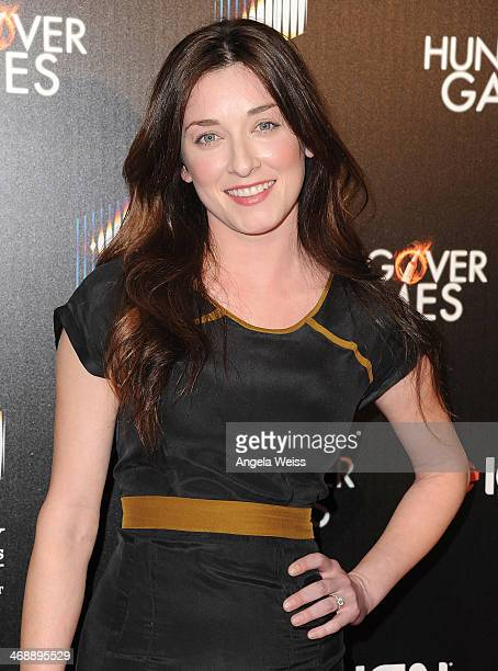 """Actress Margo Harshman attends the premiere of Sony Pictures Home Entertainment's """"The Hungover Games"""" at TCL Chinese 6 Theatres on February 11, 2014..."""