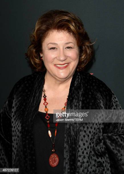 Actress Margo Martindale arrives at the premiere of The Weinstein Company's August Osage County at Regal Cinemas LA Live on December 16 2013 in Los...