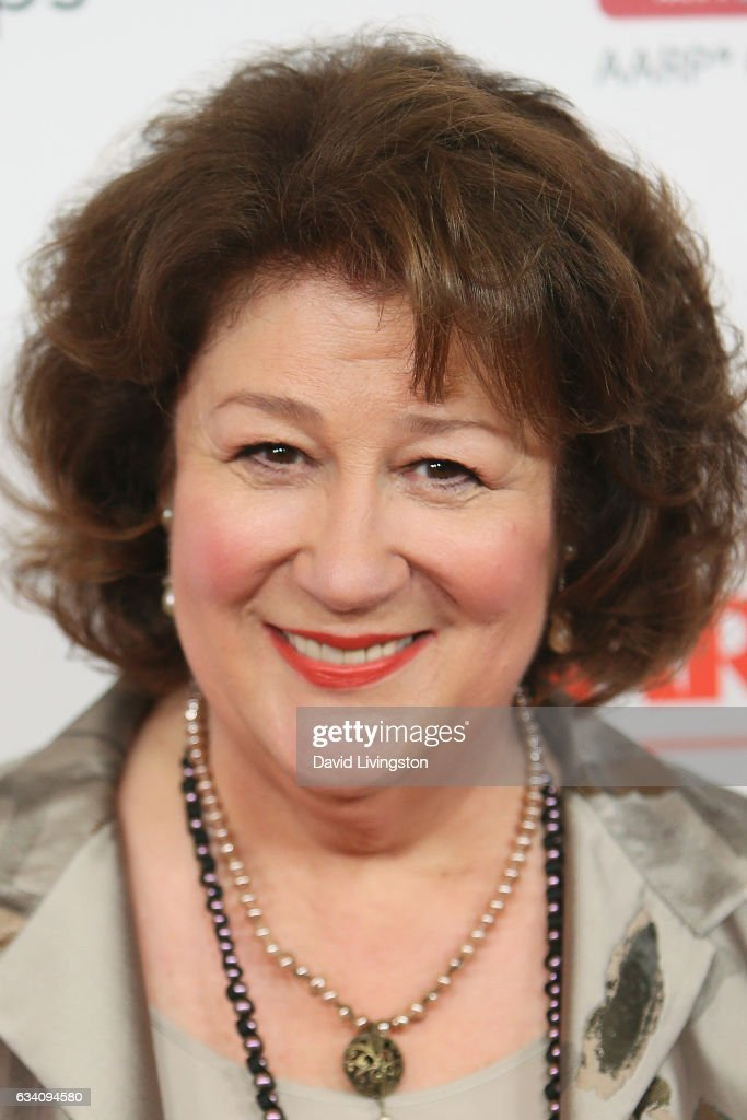 Actress Margo Martindale attends the AARP's 16th Annual Movies for Grownups Awards at the Beverly Wilshire Four Seasons Hotel on February 6, 2017 in Beverly Hills, California.