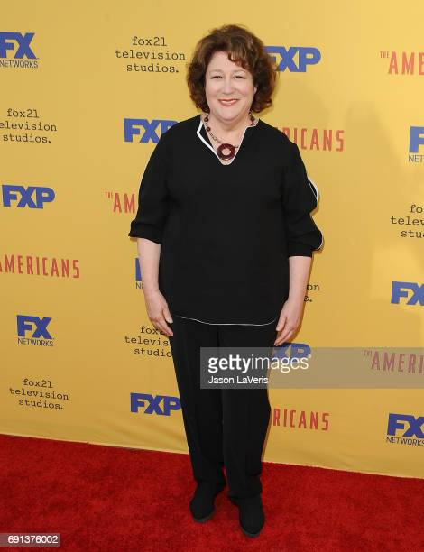 Actress Margo Martindale attends The Americans For Your Consideration event at Saban Media Center on June 1 2017 in North Hollywood California