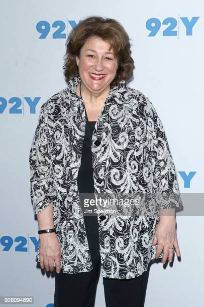 Actress Margo Martindale from 'Sneaky Pete' attends the 92nd Street Y 'Marvelous Mrs Maisel' and 'Sneaky Pete' event at 92nd Street Y on March 1 2018...