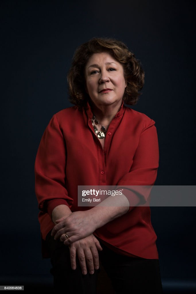 Actress Margo Martindale of 'Sneaky Pete' is photographed for The Hollywood Reporter on January 5, 2017 in Los Angeles, California.