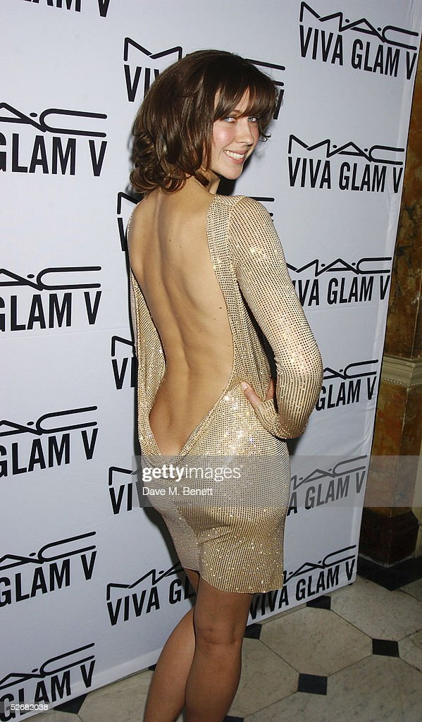 Actress Margo Stilley attends the MAC VIVA GLAM V party launching MAC Cosmetics' latest charity lipstick at Home House on April 21, 2005 in London. All proceeds go straight to the MAC AIDS Fund, helping people affected by the disease across the world. Pamela Anderson joins the likes of Christina Aguilera and Missy Elliott as international spokesperson for VIVA