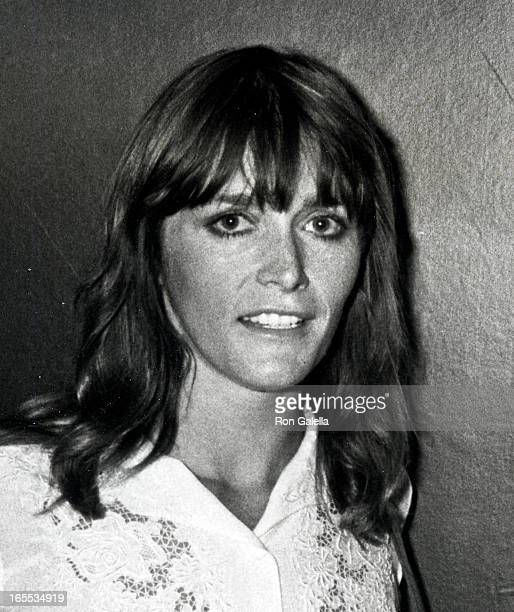 Actress Margot Kidder attending 'Fundraising Rally for Democratic Congressional Candidate Mark Green' on August 12 1980 at the Empire State Building...