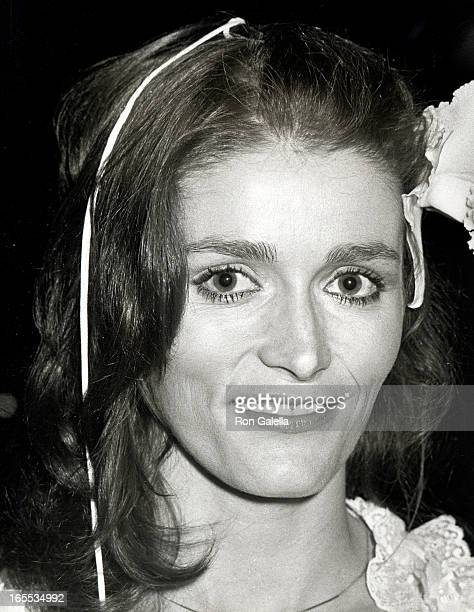 Actress Margot Kidder attending the presidential premiere of 'Superman' on December 10 1978 at the JFK Center in Washington DC