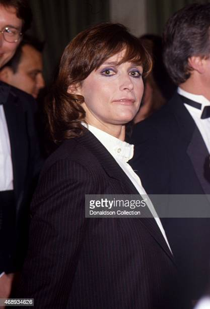 Actress Margot Kidder attends an event in circa 1991 circa 1991 in Los Angeles California