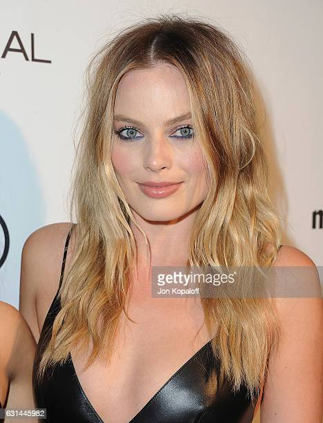 Actress Margot Robbie arrives at Marie Claire's Image Maker Awards 2017 at Catch LA on January 10 2017 in West Hollywood California