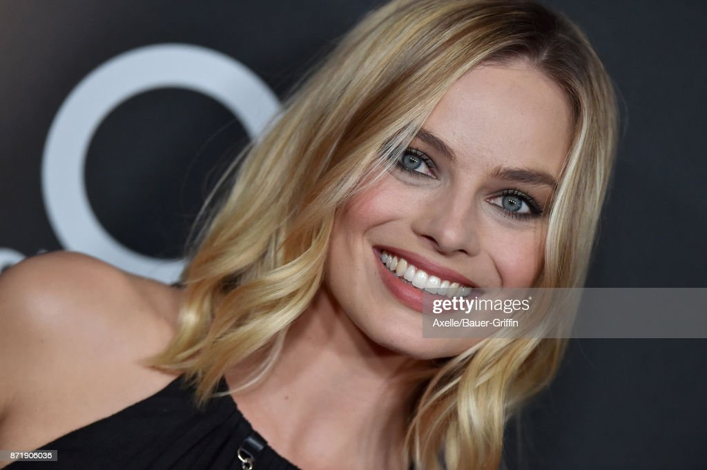 Actress Margot Robbie arrives at the 21st Annual Hollywood Film Awards at The Beverly Hilton Hotel on November 5, 2017 in Beverly Hills, California.