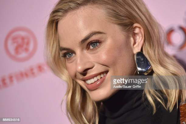 Actress Margot Robbie attends Refinery29 29Rooms Los Angeles Turn It Into Art at ROW DTLA on December 6 2017 in Los Angeles California