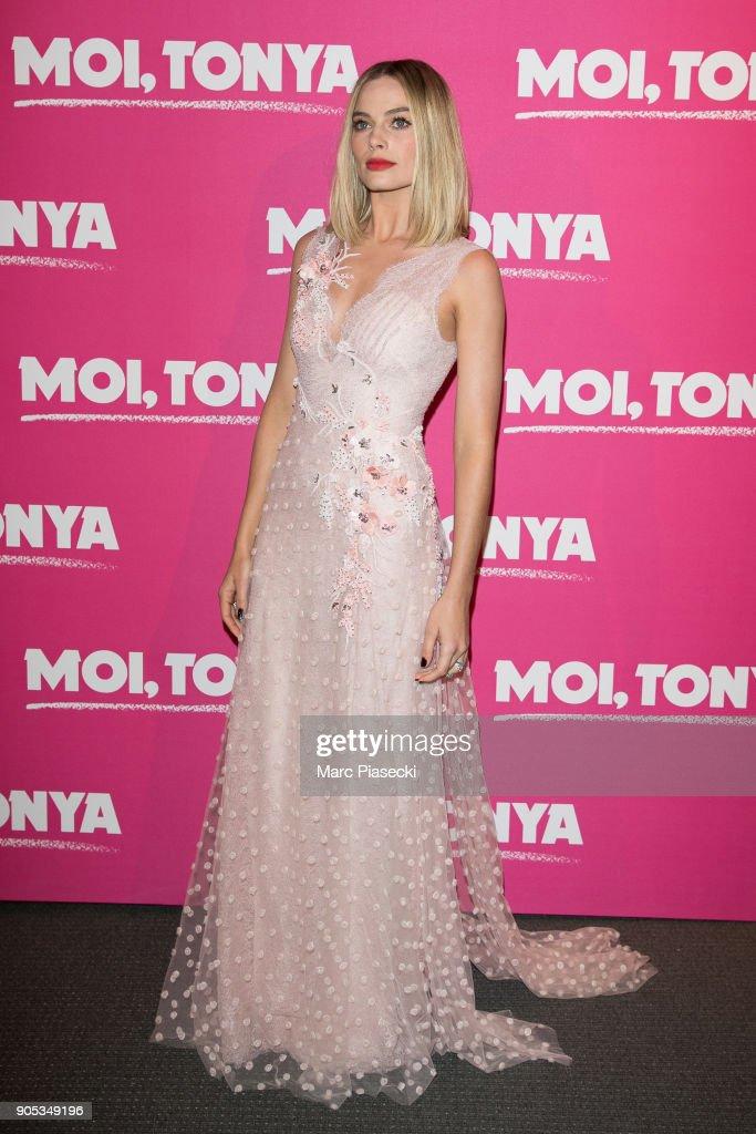"""I, Tonya"" - Moi, Tonya -  Paris Premiere At UGC Normandy : News Photo"