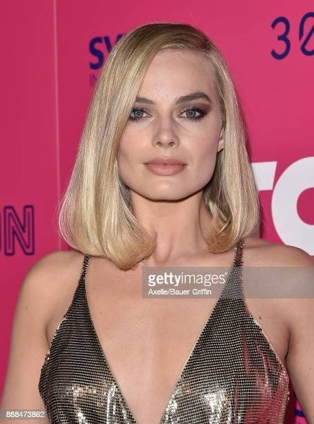 Actress Margot Robbie attends the Los Angeles premiere of 'I Tonya' at the Egyptian Theatre on December 5 2017 in Hollywood California