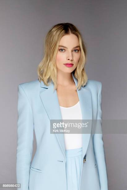 Actress Margot Robbie is photographed for Los Angeles Times on November 11 2017 in Los Angeles California PUBLISHED IMAGE CREDIT MUST READ Kirk...
