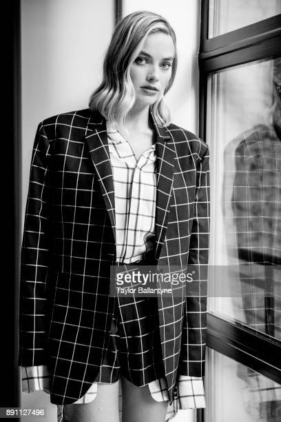 Actress Margot Robbie is photographed for Sports Illustrated on November 28 2017 in New York City CREDIT MUST READ Taylor Ballantyne/Sports...
