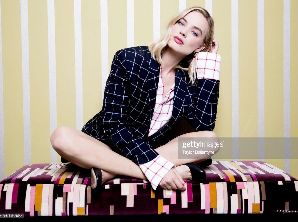 Margot Robbie, Sports Illustrated, December 18, 2017