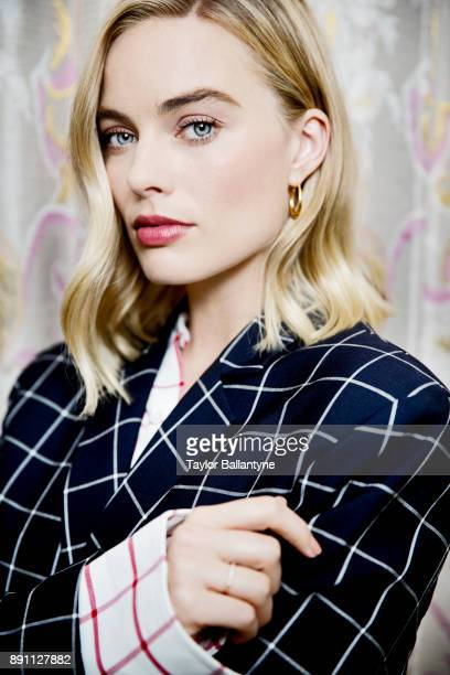Actress Margot Robbie is photographed for Sports Illustrated on November 28 2017 in New York City PUBLISHED IMAGE CREDIT MUST READ Taylor...