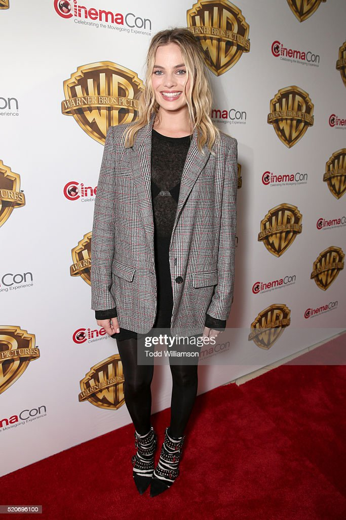 """CinemaCon 2016 - Warner Bros. Pictures Invites You To """"The Big Picture,"""" An Exclusive Presentation Highlighting The Summer Of 2016 And Beyond : News Photo"""