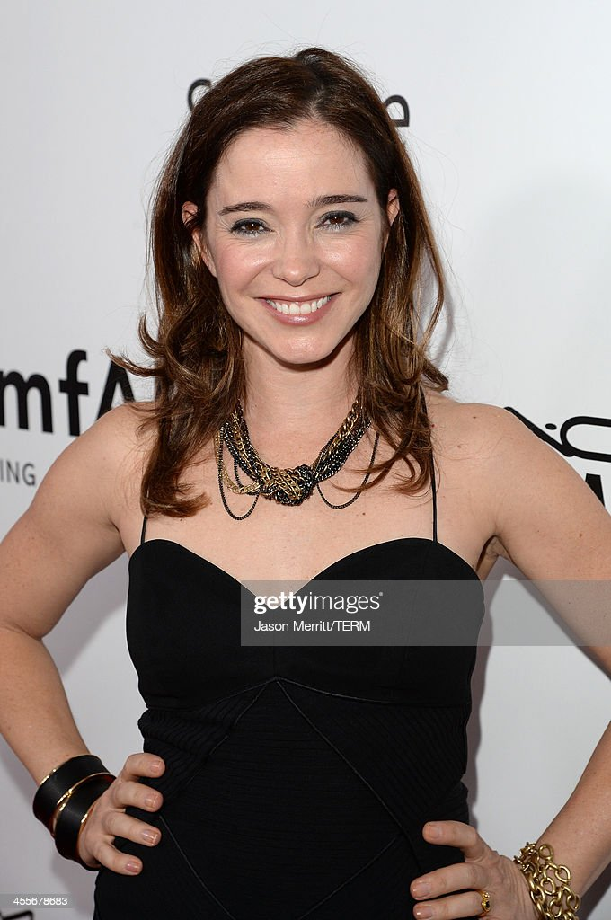 Actress Marguerite Moreau attends the 2013 amfAR Inspiration Gala Los Angeles at Milk Studios on December 12, 2013 in Los Angeles, California.