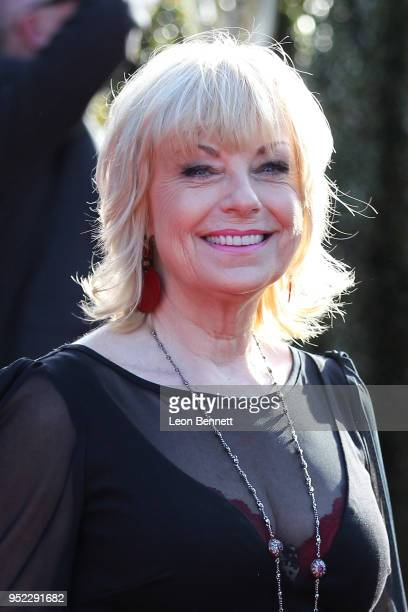 Actress Mari Wilson attends the 45th Annual Daytime Creative Arts Emmy Awards Arrivals at Pasadena Civic Auditorium on April 27 2018 in Pasadena...