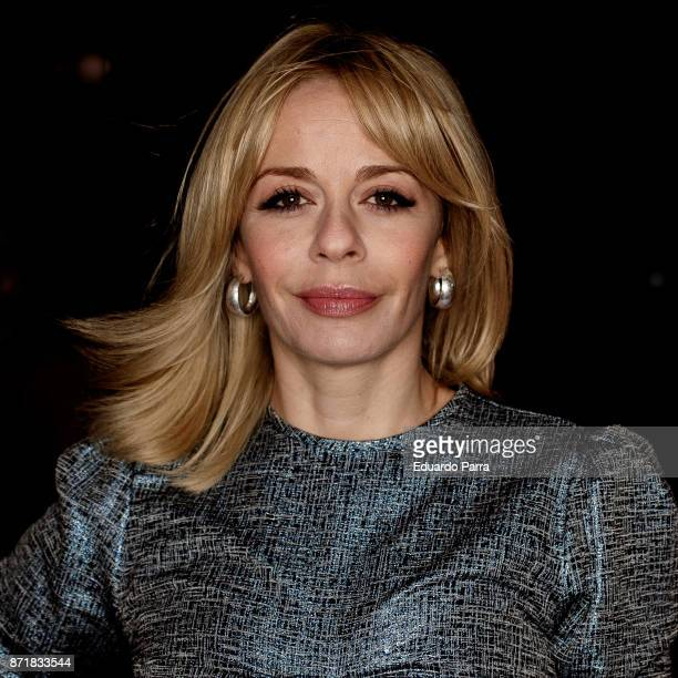 Actress Maria Adanez attends the 'Oro' premiere at Capitol cinema on November 8 2017 in Madrid Spain
