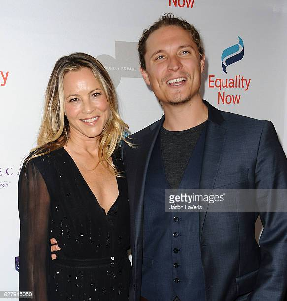 Actress Maria Bello and Elijah AllanBlitz attend Equality Now's 3rd annual Make Equality Reality gala at Montage Beverly Hills on December 5 2016 in...