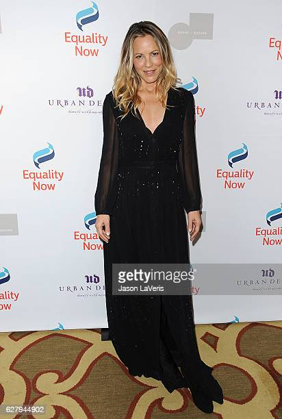 Actress Maria Bello attends Equality Now's 3rd annual Make Equality Reality gala at Montage Beverly Hills on December 5 2016 in Beverly Hills...