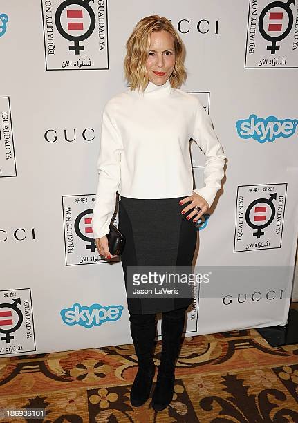Actress Maria Bello attends the Make Equality Reality event at Montage Beverly Hills on November 4 2013 in Beverly Hills California