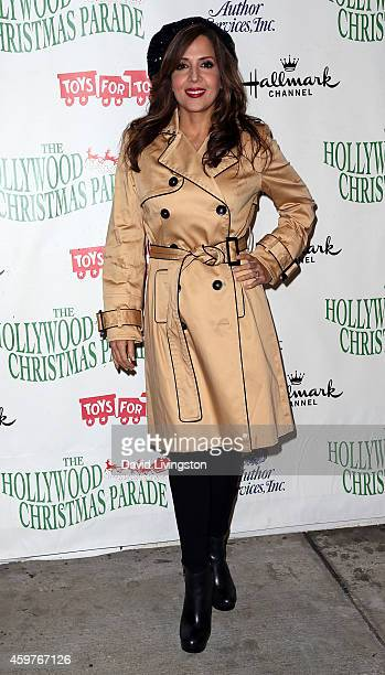 Actress Maria Canals Barrera attends the 83rd Annual Hollywood Christmas Parade on November 30 2014 in Hollywood California