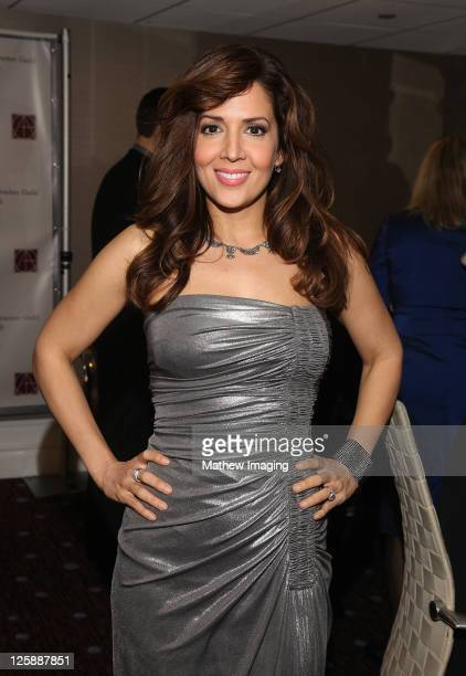 Actress Maria CanalsBarrera at The 15th Annual Art Directors Guild Awards held at The Beverly Hilton hotel on February 5 2011 in Beverly Hills...